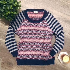 Madewell Wallace • Fairisle sweater
